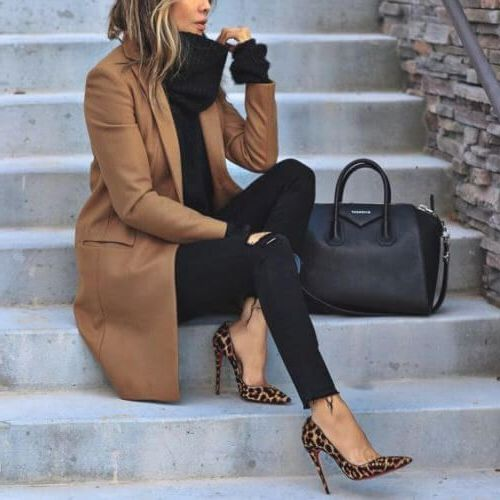 31 Ways How To Wear Camel Coats For Women 2019