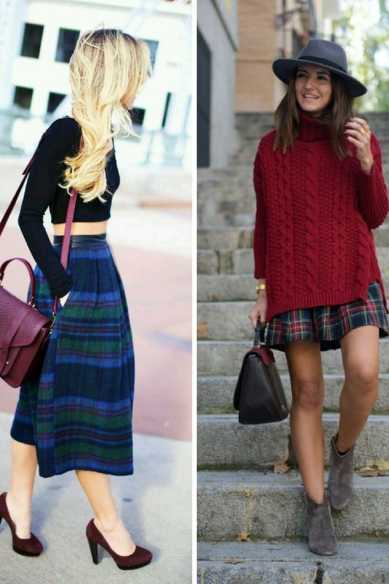 Fall Outfits With Skirts: My Favorite Ideas And Tips 2020