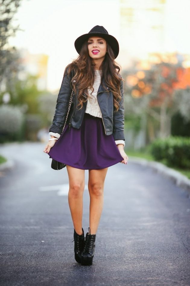 Fall Outfits With Skirts: My Favorite Ideas And Tips 2019