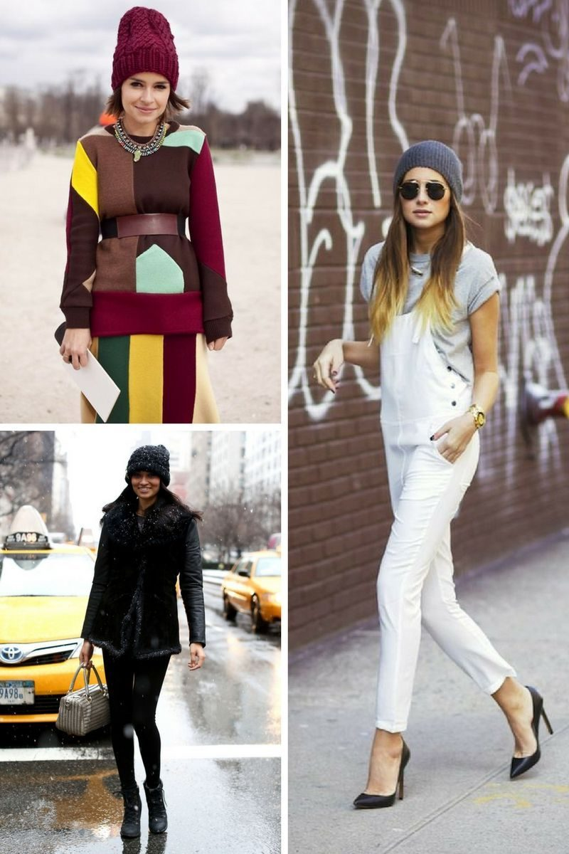 How Should Women Style Beanies This Fall 2020