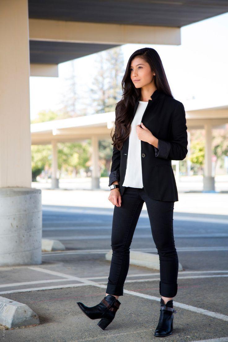 Menswear Inspired Women Fashion Essentials For Summer 2019