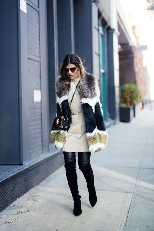 Faux Fur Coats For Street Walks Easy Guide For Women 2020