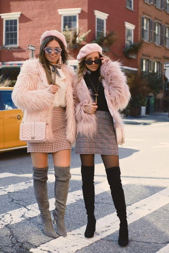 Faux Fur Coats For Street Walks Easy Guide For Women 2021