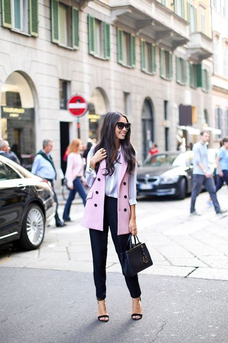 How To Wear Pastel Colors: Outfit Ideas For Fall 2019