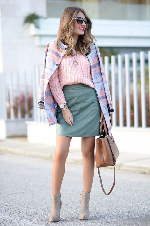 How To Wear Pastel Colors: Outfit Ideas For Fall 2021