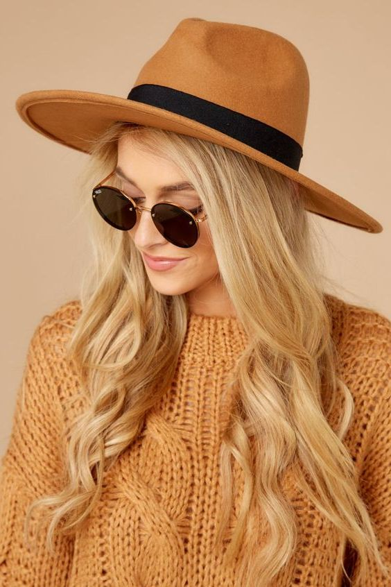 How To Wear Fedora Hats For Women 2020