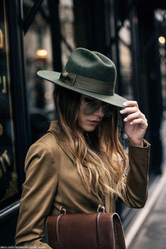 How To Wear Fedora Hats For Women 2019