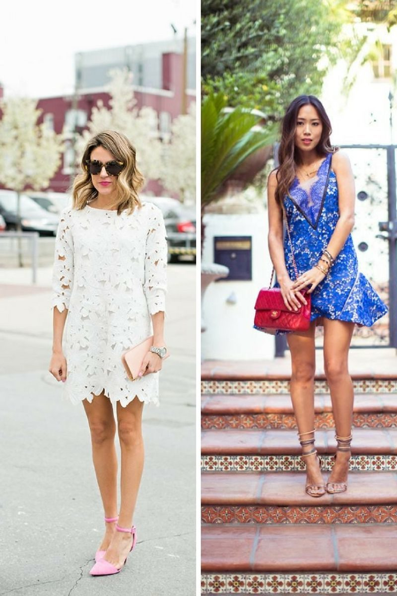 What Shoes To Wear With Lace Dresses 36 + Inspiring Ideas 2020
