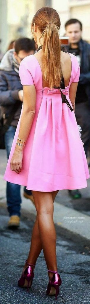What Shoes To Wear With Pink Dress 2019