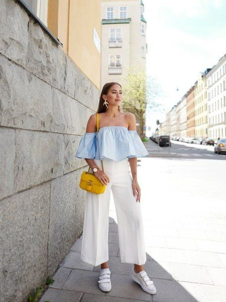 White Pants For Women Best Summer Looks 2020