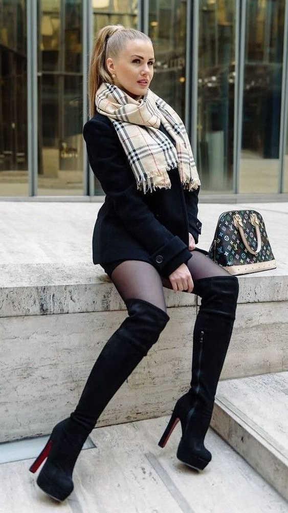 Best Platform Shoes For Women: Inspiring Looks 2020
