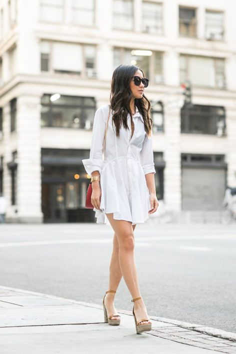 68 Ways How To Wear Platform Shoes For Women 2021