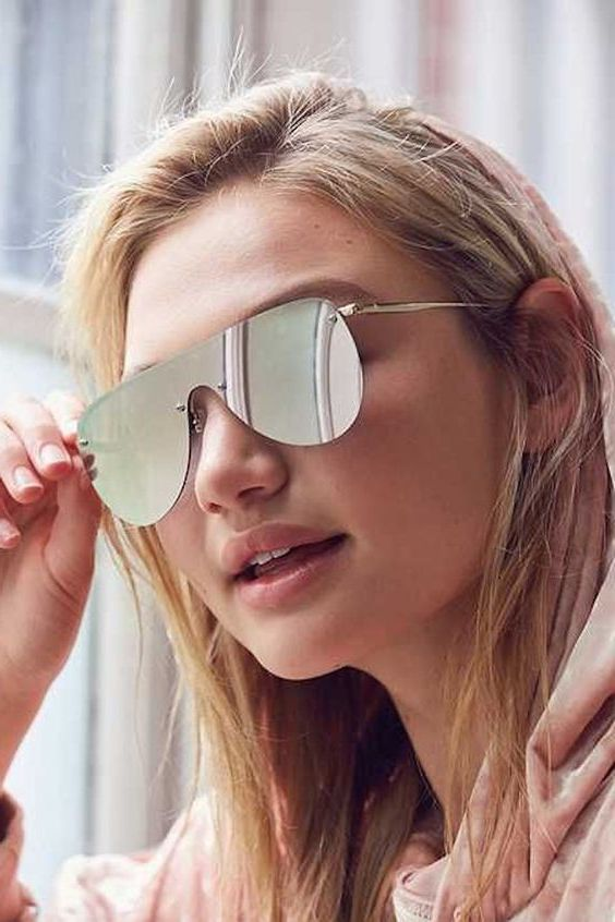 Must-Have Sunglasses With Mirrored Lenses 2020