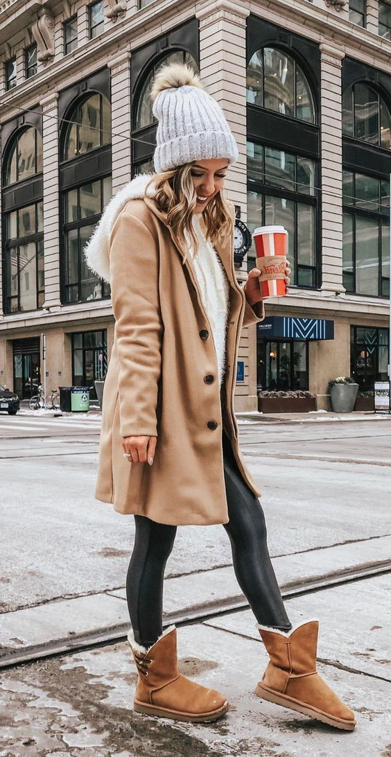 Winter Essentials For Women Street Style Ideas 2020