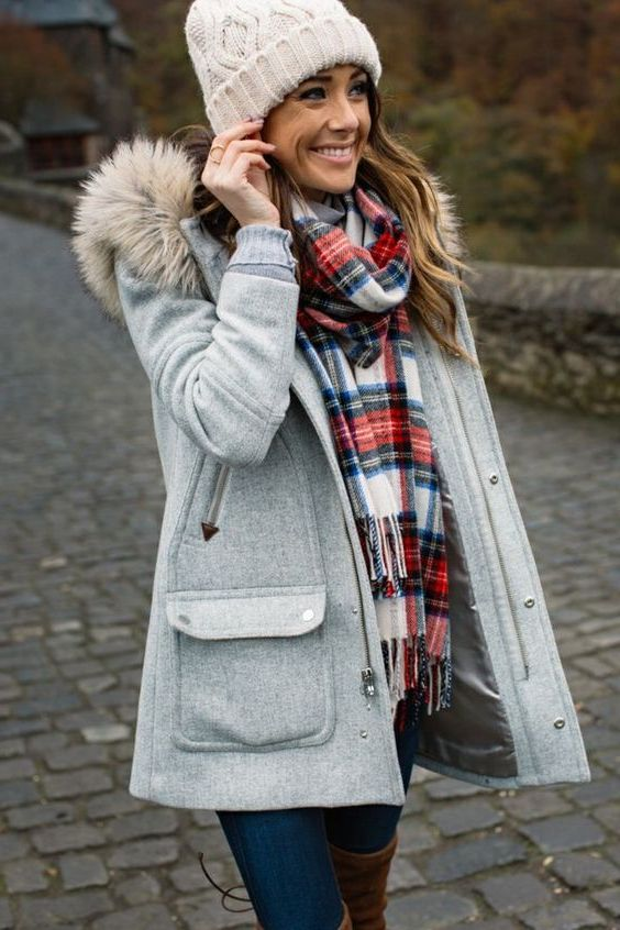 Winter Essentials For Women: Street Style Ideas 2019