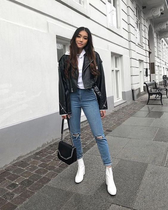 How To Wear Ankle Boots This Fall: Street Style Ideas 2019