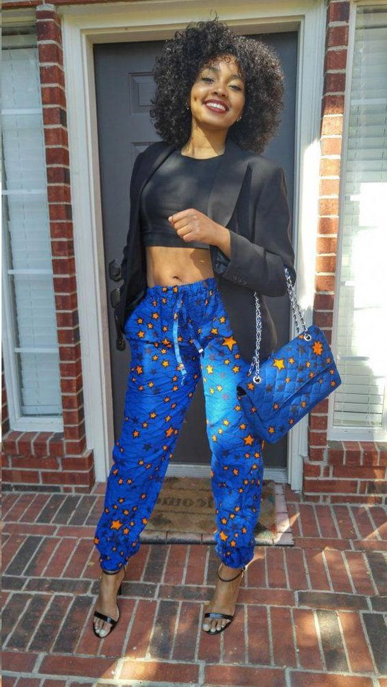 How To Style Printed Pants For Women: My Favorite Outfits To Copy Now 2020