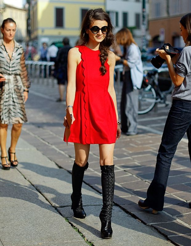 What Shoes To Wear With Red Dresses 2019