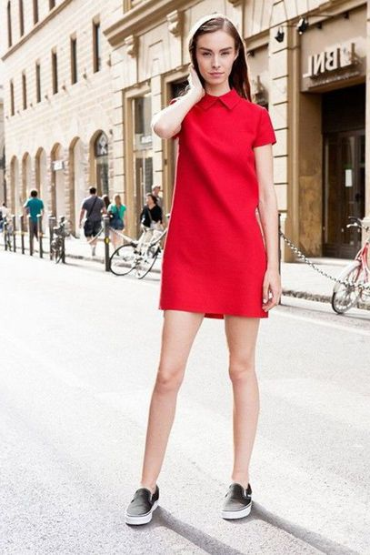 What Shoes To Wear With Red Dresses 2021
