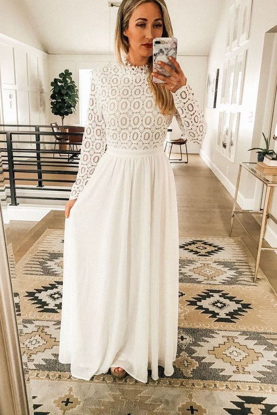 How To Wear White Dresses: Simple Style Guide For LWD 2020