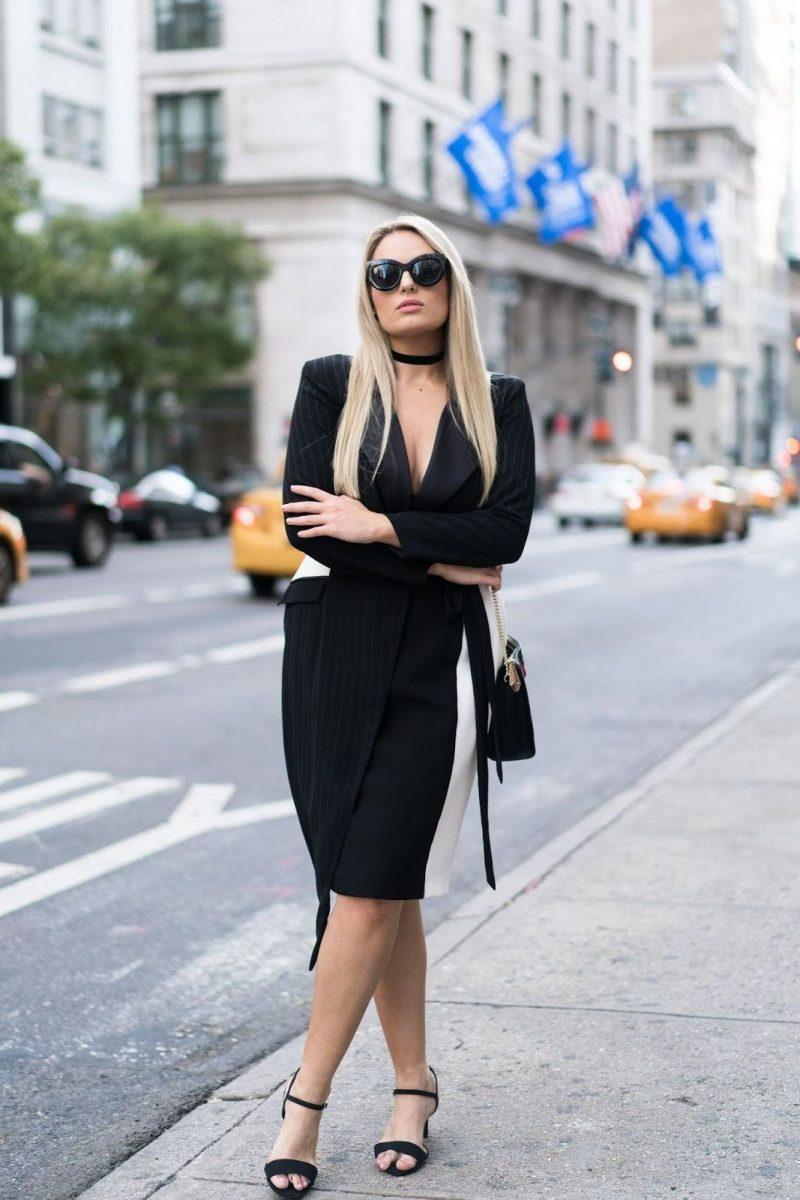 Tuxedo Dresses For Self Confident Women 2020