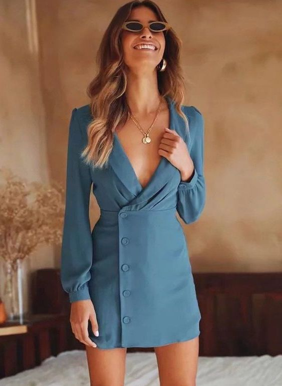 Tuxedo Dresses For Self Confident Women 2020