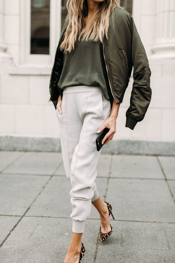 How To Wear Bomber Jackets For Women 2020