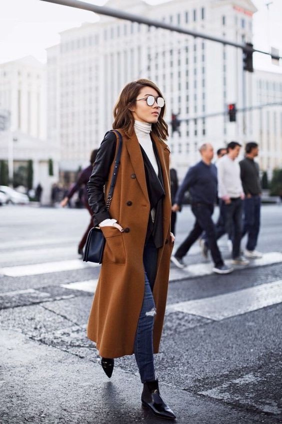 How To Rock Sleeveless Coats: Street Style Compilation 2019