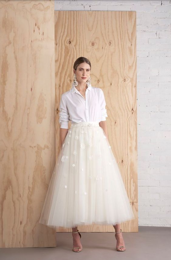What Can I Wear With Tulle Skirts Right Now 2020