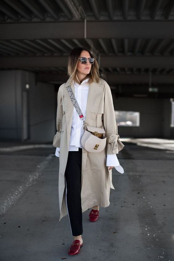 Where To Wear Trendy Trench Coats 2021