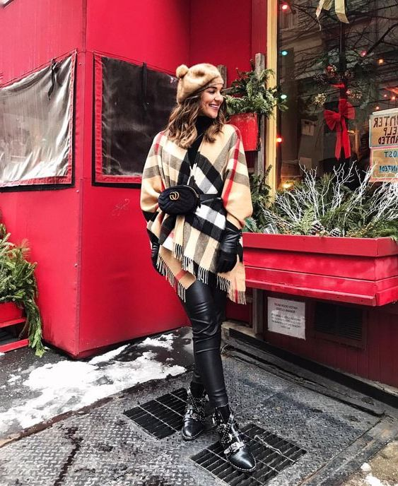 Women Blanket Coats: Best Combos To Try Now 2019
