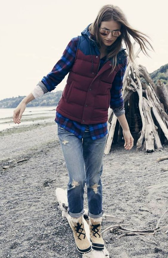 Vests For Women: My Favorite Outfit Ideas To Try Now (With Samples) 2019