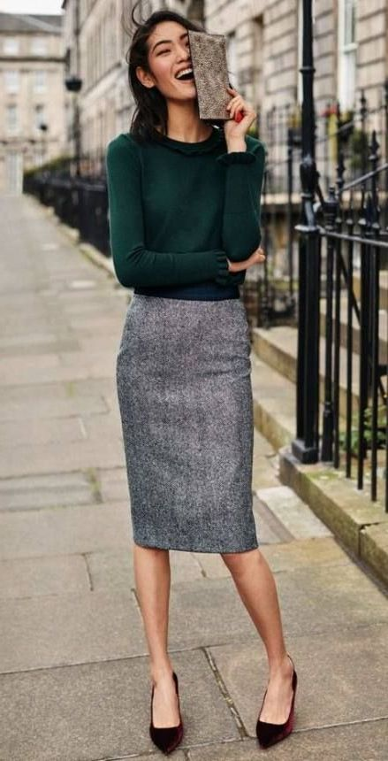 What To Wear At Work This Fall: Office Outfits For Women (Full Guide + Pictures) 2020