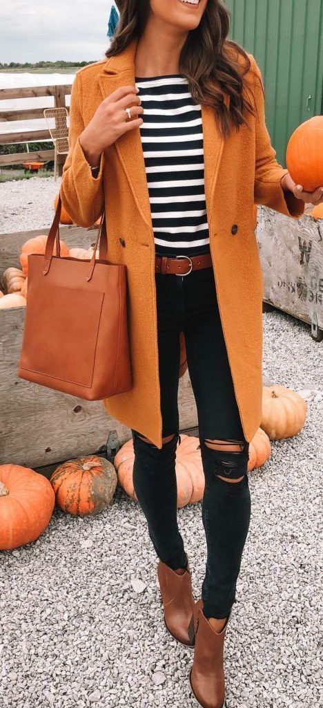 Casual Fall Combinations To Try This Year 2020