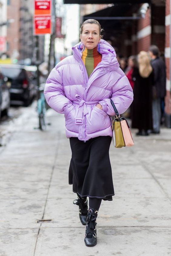 What To Wear With Puffer Jackets For Women This Winter: Best Guide 2020