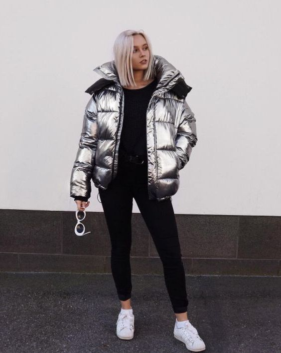 What To Wear With Puffer Jackets For Women This Winter: Best Guide 2019