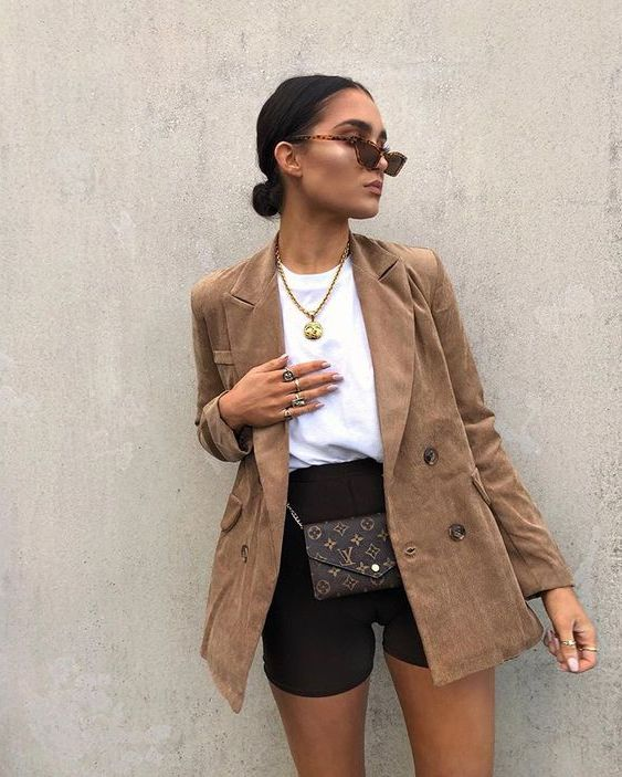 How To Wear Blazers: Exclusive Street Style Looks 2021