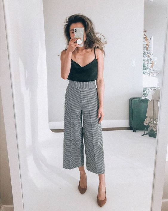 How to Wear Culottes And Look Sexy 2020