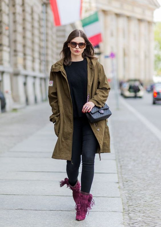 How To Style Flat Boots: Improved Street Style Ideas 2020