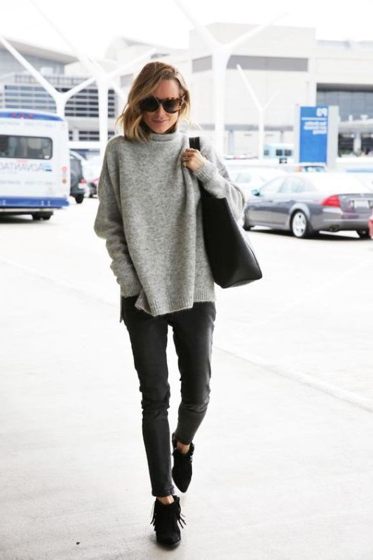 How To Style Flat Boots: Improved Street Style Ideas 2021