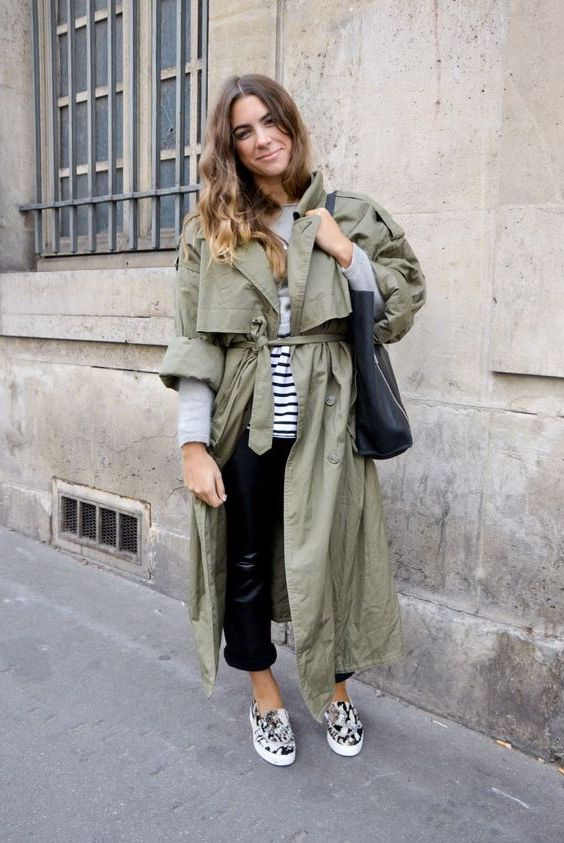 Where To Wear Trendy Trench Coats 2020