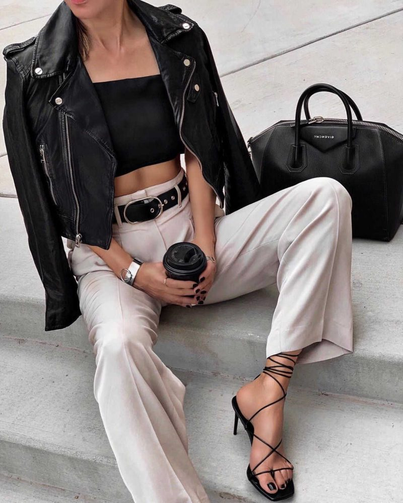 How To Wear Leather Jackets 2021
