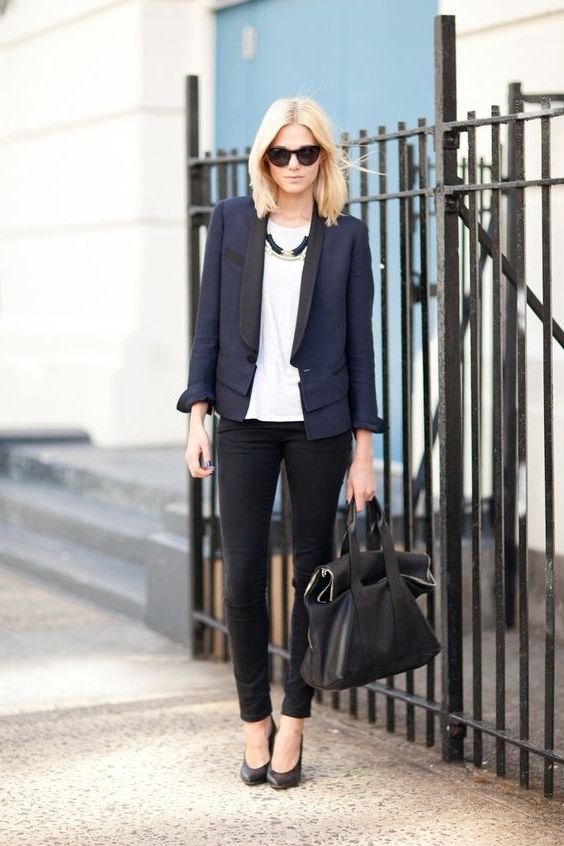 How To Wear Blazers: Exclusive Street Style Looks 2019