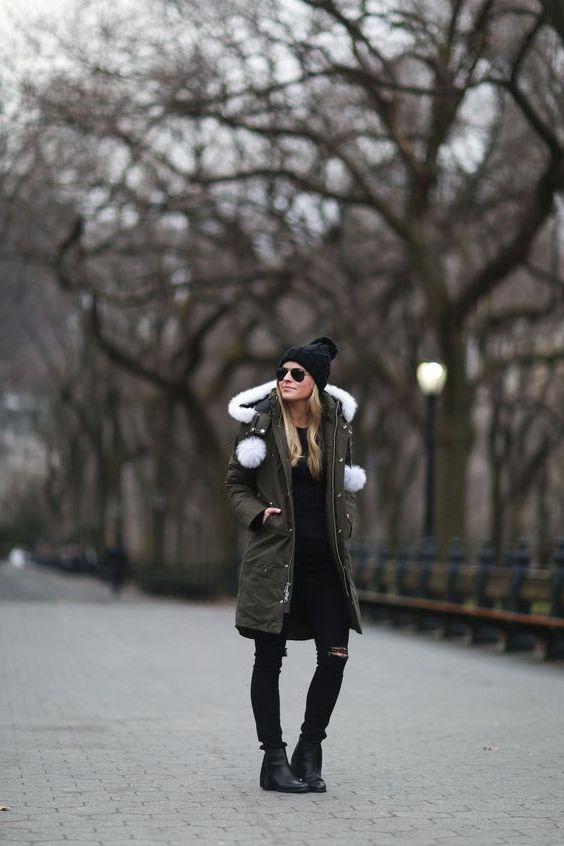 Parkas For Women: Best Outfit Ideas 2021