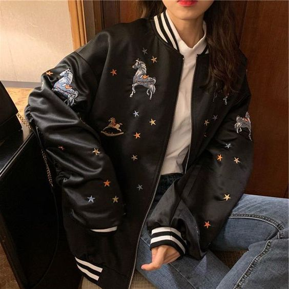 Bomber Jackets For Women 2020