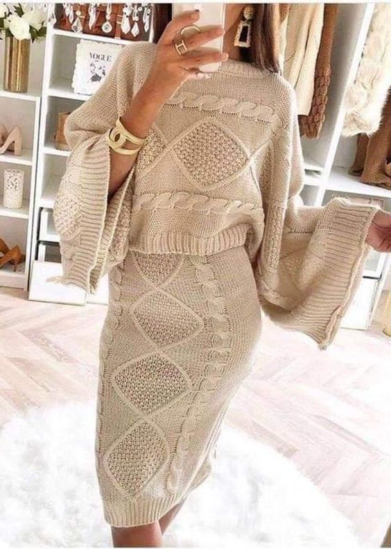 22 Knitted Co Ord Sets To Buy Right Now 2020