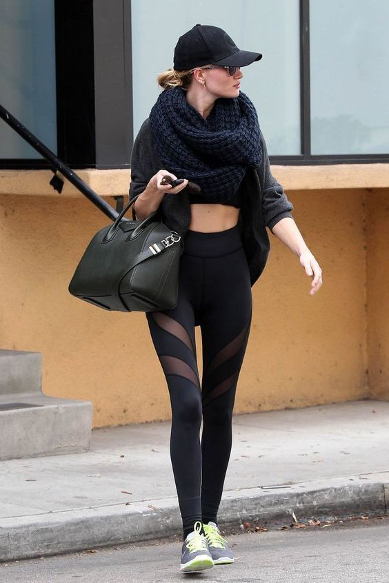 How To Wear Gym Clothes On The Streets For Women 2020