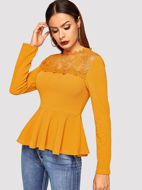 What Are The Best Peplum Tops For Women 2020