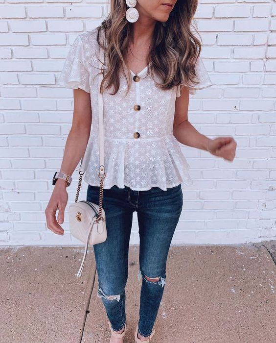 What Are The Best Peplum Tops For Women 2021