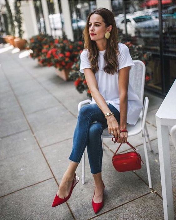 How To Wear Red Heels For Women: Simple Tips 2021